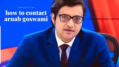 Photo of How To Contact Arnab Goswami Address, Phone Number, Email ID